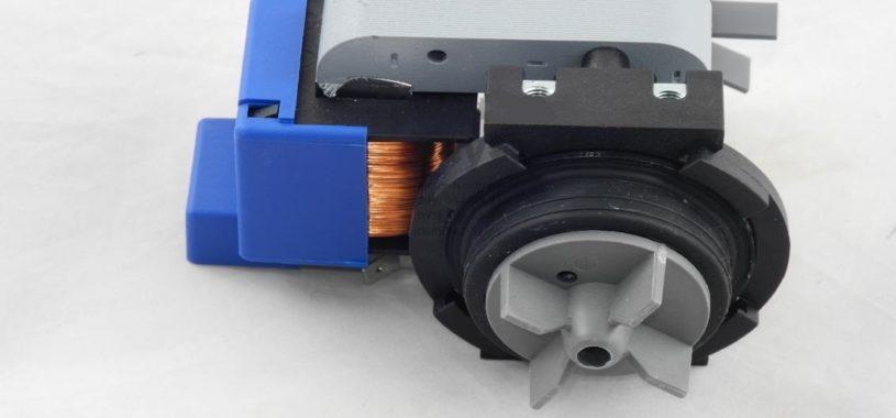 Замена сливного насоса в стиральной машине