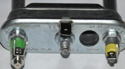 Купить ТЭН THERMOWATT 170 мм для стиральной машины в Киеве