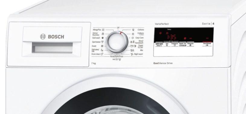 Устройство и ремонт стиральной машины БОШ (Bosch)