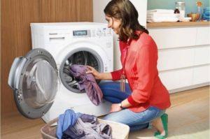 стиральная машина не отжимает бельё